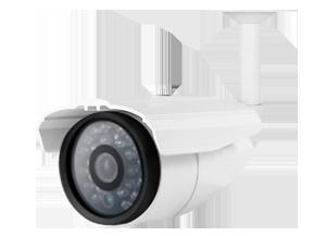 AHD屋外赤外線固定カメラ PSIR-A124R