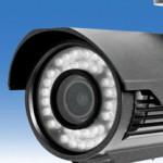 ライト機能付き防犯カメラとは