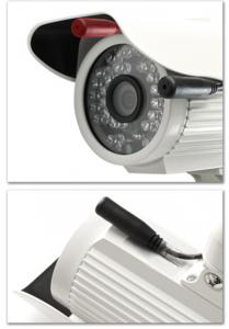 レコーダー不要の防犯カメラ