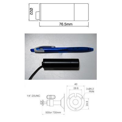 AHD小型スティックカメラ PSMB-119Wの成否図面