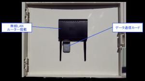 設置型簡易レコーダー内部構成②