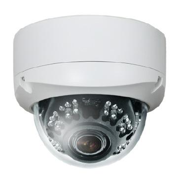 AHD 240万画素 バンダルドームカメラ PSDH-BCVD120V1F