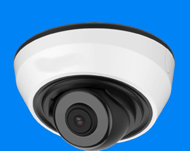 IPCamera 赤外線付きミニドームネットワークカメラ 2Mega