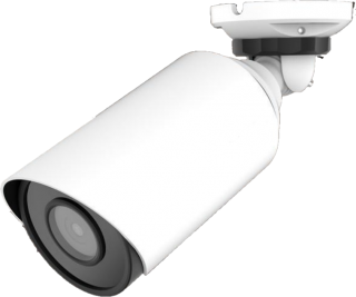 IPC 5MP 屋内外 ミニバレットネットワークカメラ PSD-N5364-PB