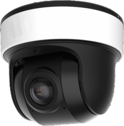IPC 5MP 屋内外 180度パノラマ ミニドームネットワークカメラ PSD-N5376-PB