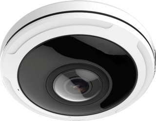 IPC 5MP 屋内外 360度全方位パノラマ ネットワークカメラ PSD-N5374-PB