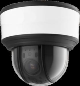 IPC 2MP 光学12倍/23倍ズーム対応 小型PTZドーム型カメラ
